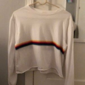 Tops - brandy rainbow long sleeve